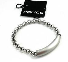 POLICE Herren Band Armband Kette Edelstahl  CLEAR PJ23022BSS.01.19 >  >  NEU