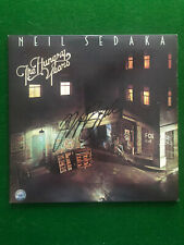 GENUINE HAND SIGNED NEIL SEDAKA RECORD ALBUM