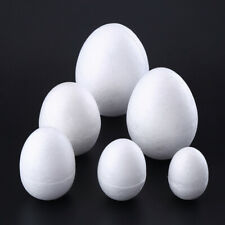Ball Toys DIY Painting White Craft Balls Foam Egg Easter Party Decoration