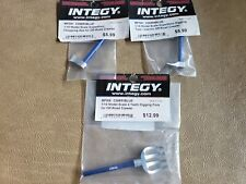 Integy 4 Teeth Digging Fork Expedition Axe & Hoe LOT for Off-Road Crawler