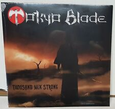 Tokyo Blade Thousand Men Strong LP Vinyl Record new