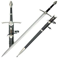 Medieval Strider Sword with Knife In The Scabbard