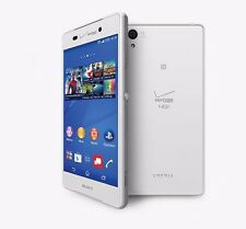 Sony Xperia Z3v D6708 (32GB) - White - Verizon