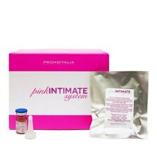 PROMOITALIA Pink Intimate System 14x3ml FULL SEALED BOX 04/2023