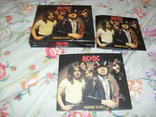 AC/DC -HIGHWAY TO HELL BOX- VERY HARD TO FIND LTD EDITION FAN BOX SET CD SET