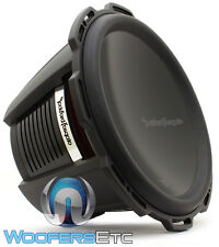"ROCKFORD FOSGATE T1D415 POWER 15"" 2000W DUAL 4-OHM SUBWOOFER BASS SPEAKER NEW"