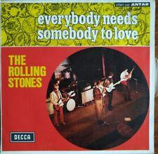 "The Rolling Stones - Everybody needs Somebody to Love - Vinyl 7"" 45T (Single)"