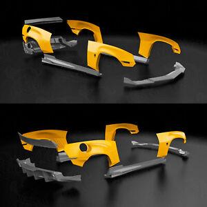 Widebody fender flares set LION'S KIT V1 for Camaro V RS SS ZL1 Z/28 09-15