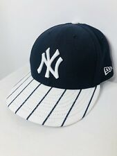 New York Yankees New Era Low Profile Cap 59FIFTY Diamond Era Fitted Hat 7 3/4