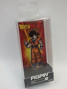 FIGPIN Dragon ball Z Son Goku 22 Neuf Pin's métal collector pin figurine