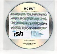 (GP303) MC Rut, I Guess You Could Say - DJ CD