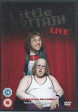 Little Britain Live DVD - David Walliams Matt Lucas - Vicky Pollard, Lou & Andy