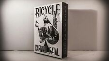 Bicycle Karnival Fatal Playing Cards   Collectable Playing Cards