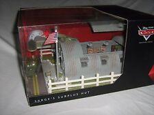 Mattel Disney Cars Precision Series Sarge's Surplus Hut NIB