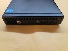 HP ProDesk 600 G2 Mini Core i5-6500T NO RAM NO SSD NO CPU BAREBONES UNIT TESTED