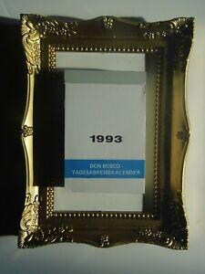 28.Geburtstag (2x) original Kalenderblatt MAI- August 1993 Geschenk Hochzeitstag