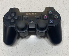 Original Sony dualshock 3 OEM Playstation 3 Wireless Controller PS3 Black tested
