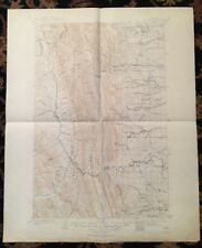USGS Topographic Map 1903 Data SAYPO QUADRANGLE, MONTANA
