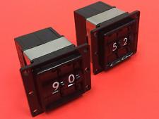 The Digitran Company - 2-Digit Counter - Lot of (2) - Model 3566049 - UNUSED
