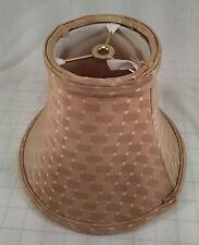VINTAGE WIRE FRAME LAMP SHADE FOR LAMP SHADE MAKING, RESTORATION, OR REPAIR #3A