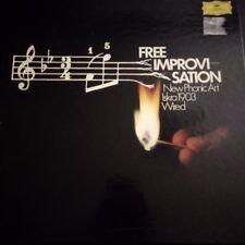 New Phonic Art 1973, Iskra 1903, Wired – Free Improvisation, Rare Boxset, NM!!!