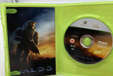 Halo 3 Xbox 360 2007 + Poster | Free Postage