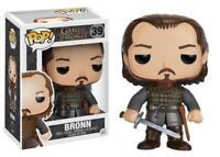 "New Pop TV: Game Of Thrones - Bronn 3.75"" Funko Vinyl COLLECTIBLE"