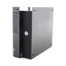 Dell Precision Tower T5610 Intel Xeon E5-2620 500GB 2 x 256GB 32GB RAM *NO OS*