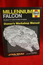 Star Wars Millennium Falcon; Haynes Owners Workshop Manual;
