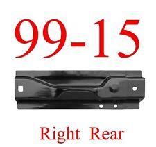 99 15 Right Rear Rocker Panel, Ford Super Duty, Extended Cab Trucks