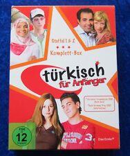 Türkisch für Anfänger Komplett-Box Staffel 1 & 2, DVD Box Season