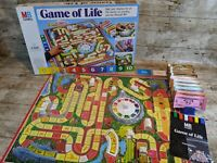 VINTAGE GAME OF LIFE BOARD GAME by MB GAMES 1978 - COMPLETE