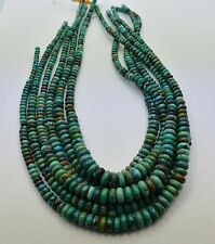 Genuine Turquoise Graduated 4-9 mm Gemstone Beads