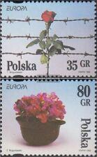 Polen 3533-3534 (compleet.Kwestie.) postfris MNH 1995 Vrede en Vrijheid