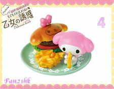 NEW Japan Re-ment Sanrio Miniature My Melody Delicious Foods rement No.04