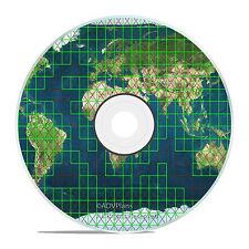 COMPLETE WORLD SCENERY 3 DVD SET 4 FLIGHTGEAR SIMULATOR, FLY AROUND THE WORLD