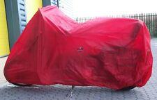 190T Cubierta De Tela Moto terilene resistente al agua 4 Cruiser/Deportes - 4053-Plata