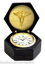 CLOCKS -  DENTAL PROFESSION DESKTOP CLOCK - MEDICINE - DENTISTRY