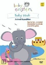 Baby Noah (DVD, 2005), Baby Einstein series, Classified E