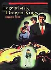 Legend of the Dragon Kings - Under Fire (DVD, 2001) NEW!!  FREE S/H
