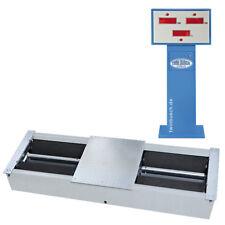 Rollen-Bremsenprüfstand mit Anzeigeschrank Digital-Display - NEU
