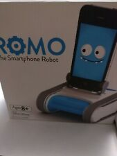 Romo The Smartphone Robot For IPhone 4 4S Ipod 4th Generation Complete