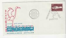 NETHERLANDS ANTILLES,1963 Hotel Bonaire 20c., First Day cover