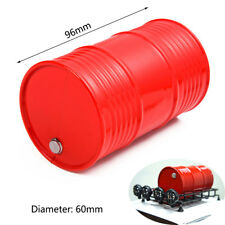 Plastic Öl Fass Fässer Tonne Oil Fuel Drum Tank für 1/10 SCX10 RC4WD D90 TRX-4