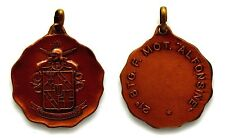 "Medaglia 21° Battaglione Cremona F. Mot. ""Alfonsine"" - Fortitudo Mea In Brachio"