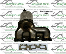 Catalytic Converter-Exact-Fit Right Davico Exc CA 19517