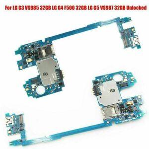 OEM Motherboard Mainboard Logic Board For LG G5 G4 G3 32GB Clean IMEI VERIZON