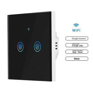 Wifi WLAN Switch Smart Schalter für Alexa Google IOS APP-Steuerung 2200W DHL