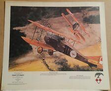 Kościuszko Squadron James Deneen Art Print - Flight of Eagles Ansaldo A1 Balilla