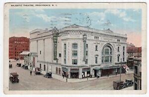 Providence, R.I., Majestic Theatre
